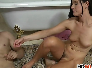 India Summer is Melanie Raine sex school