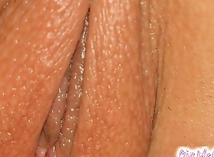 Givemepink hot blonde enjoys anal toying