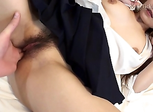 41Ticket - Hot and Clamminess Mie (Uncensored JAV)