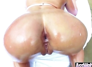 (phoenix marie) Slut Girl With Broad in the beam Wet Olied Butt Get Anal video-26