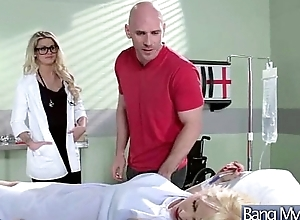 Doctor Give Sex Treatment To Hot Patient (jessa rhodes) clip-13