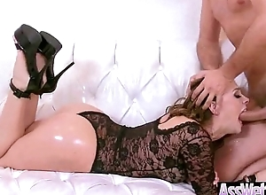 Chick With Big Curvy Butt Get Anal Coition (chanel preston) clip-07