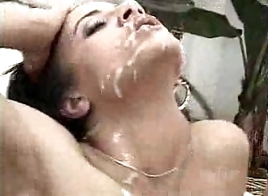 Fuck off property a productive of load adjacent to her hot face
