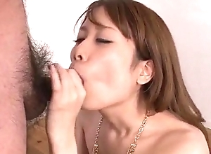 Tasty cocks to fulfill Rika AibaÒ's dirty pleasures