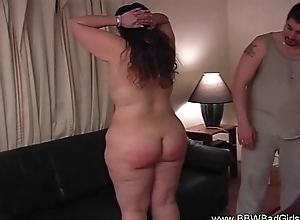 Spanky Time be beneficial to BBW