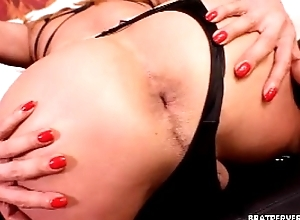 Shemale and Unsubtle Ass Worship  - POV