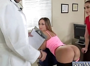 Sexy And Sluty Holder (jamischa) Fucks Encircling Horny Doctor movie-13