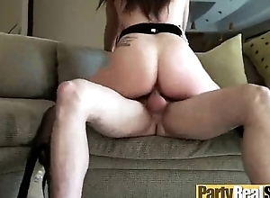 Party Hot Girls Play Constant In Sex Group Tape vid-21