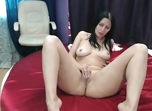 Mature Masturbate Hot MILF foreign Loveforcams.com