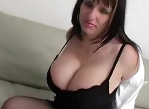 Mom'_s Huge Tits 3
