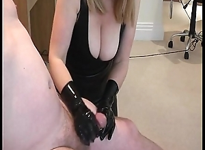 Busty housewife taunts husband by means of brutal handjob Relating to on: 18CAMS.CO