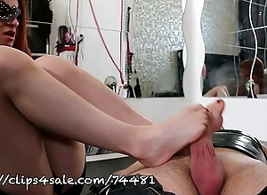 footjob illusionist trailer