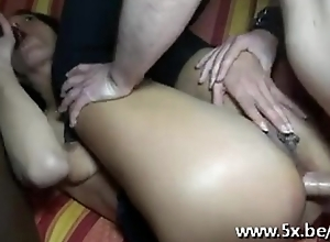Emilia a French milf gangbanged Close to on: 18CAMS.CO