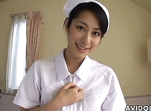 Asian nurse sucking hard on a fat dick pov More on: 18CAMS.CO